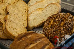 Glutenfreie Brötchen und Brote der Maisterei