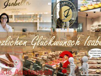 Glutenfreie Patisserie Isabella
