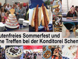 Sommerfest Schenkel 2017
