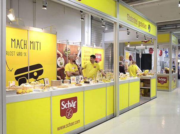 Schaer-Messe-Stand