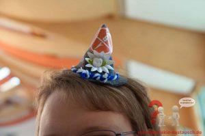 Oktoberfest Outfit bis in die Haarspitzen