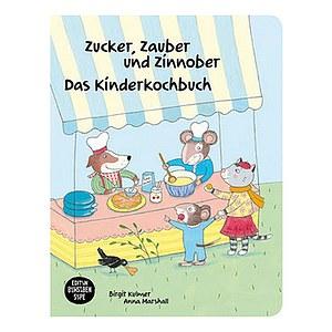 ZuckerZauberZinnober-Kinderkochbuch