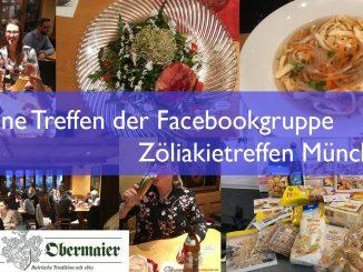 Glutenfreies Offline Treffen im Gasthof Obermaier in München