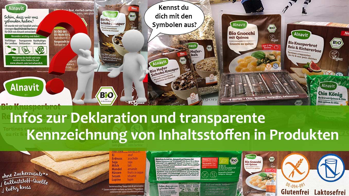Alnavit-Produktkennzeichnung