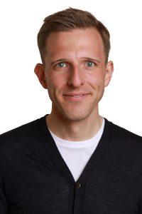 Daniel Vetterkind, Geschäftsführer Granny's eFood GmbH