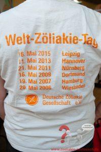 Welt-Zöliakie-Tage in Deutschland