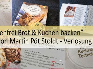 Glutenfrei Brot und Kuchen backen Ulmer Verlag