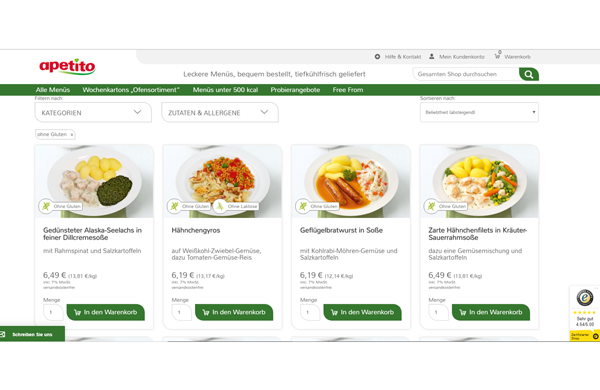 apetito-glutenfrei-webshop
