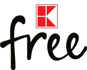 Kaufland K-free Logo