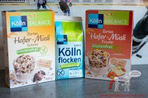 Kölln glutenfreie Haferprpdukte