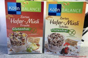Koelln Müsli glutenfrei