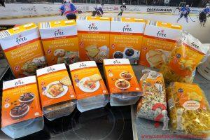 K-free glutenfreie Produkte von Kaufland