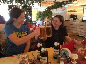 Prost mit glutenfreiem Bier
