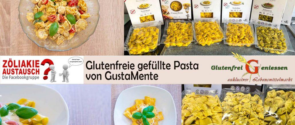 GustaMente Glutenfreie Pasta