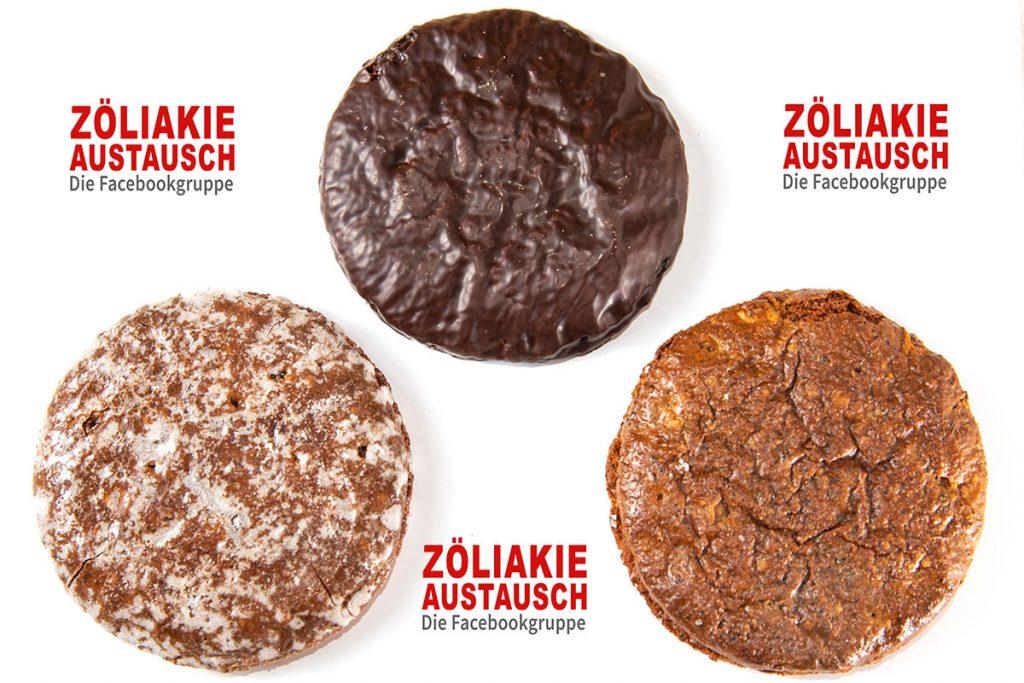 Glutenfreie Lebkuchen aus Nürnberg