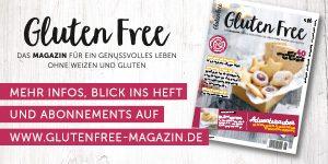 Gluten Free Magazin Ausgabe 6
