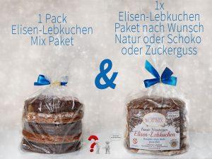 Gewinnpaket Glutenfreie Lebkuchen
