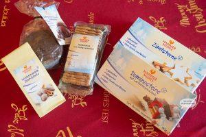Glutenfreie Weihnachtsprodukte von Hammermühle