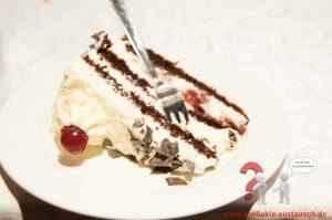 Glutenfreie Schwarzwälder Torte