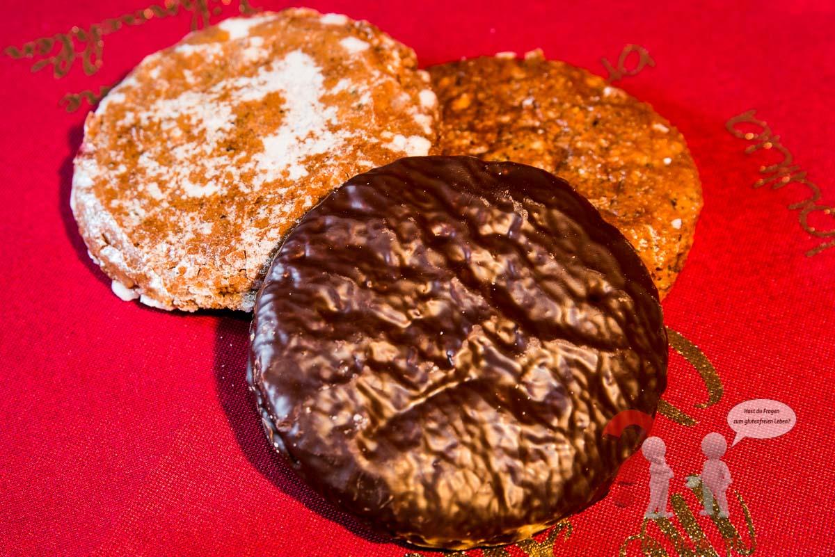 Glutenfreies Weihnachtsgebäck.Glutenfreies Weihnachtsgebäck Ein Marktüberblick Teil 1