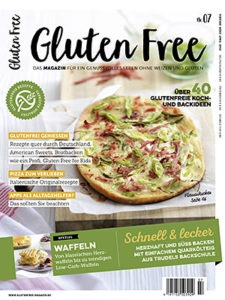Gluten Free Magazin 7 (1/2019)