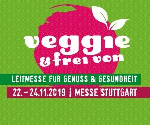 Veggie&frei von 2019