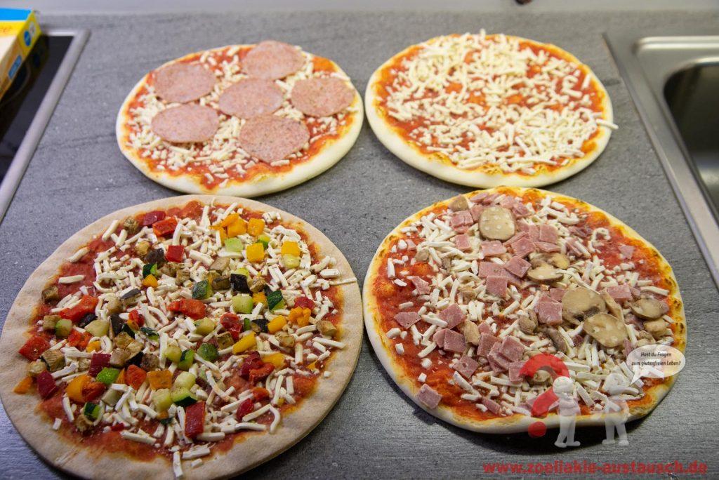 Schär Glutenfreie Pizzen