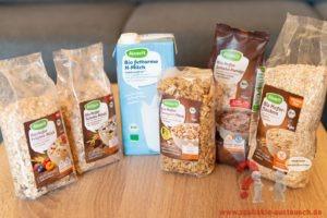 Alnavit glutenfreies Frühstückspaket