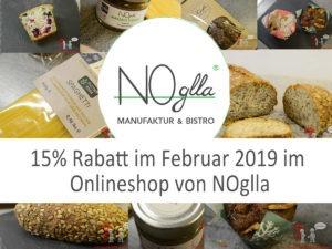 Noglla Rabattaktion