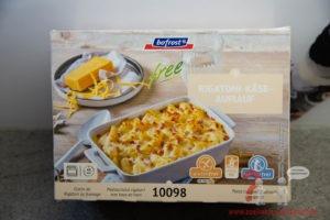 bofrost*free Rigatoni Käse Auflauf