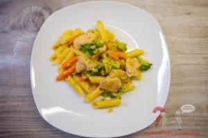 bofrost*free Hähnchen-Gemüse-Pfanne