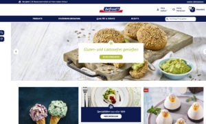 bofrost Homepage 2019