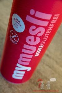 mmymuesli - glutenfrei Beere