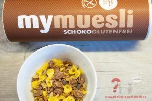 mmymuesli - glutenfrei Schoko