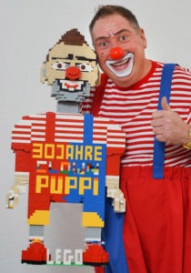 Clown Püppi