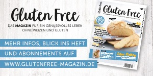 Gluten Free Magazin Ausgabe 9