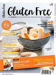 Gluten Free Magazin Ausgabe 10
