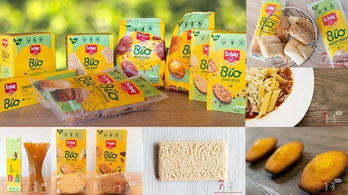 Titelbild Schär Bio Produkte