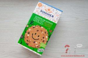 Titel Sommer Cookies