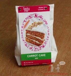 TastyMe - Carrot Cake glutenfrei