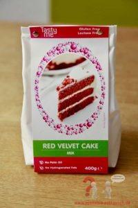 TastyMe Red Velvet Cake