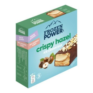 Frozen Power - crispy hazel