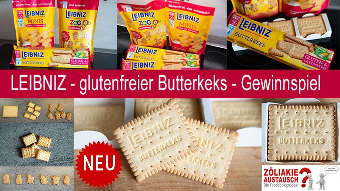 LEIBNIZ Glutenfrei