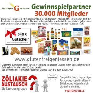 Glutenfrei Geniessen