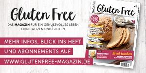Gluten Free Magazin Ausgabe 13