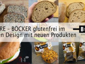 B:PURE - Böcker glutenfrei