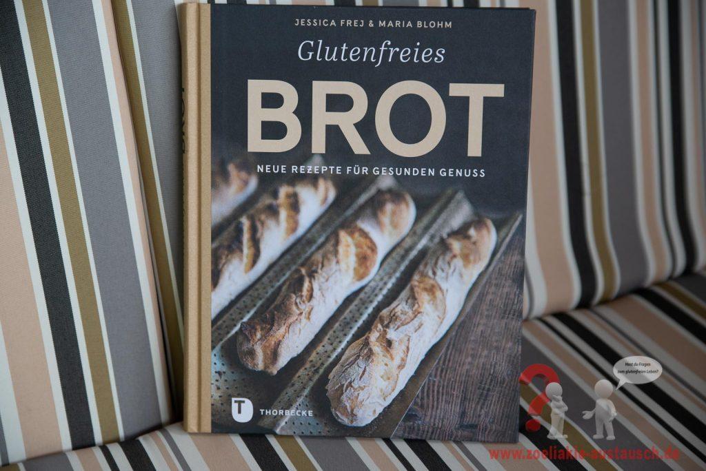 Buchtitel Glutenfreies Brot