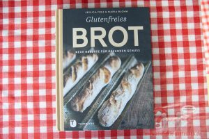 Backbuch Glutenfreies Brot