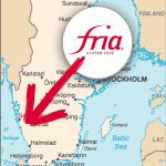 Fria in Schweden