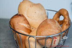 Glutenfreie Backwaren von Panista